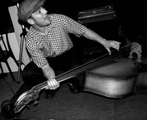 nicolas dubouchet of charlaz with engelhardt bass