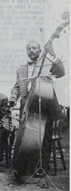 henry kimball on upright slap bass