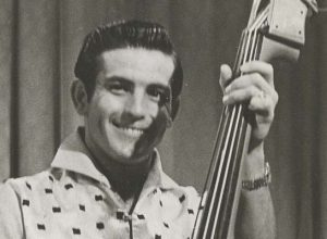 ricky nelson's slap bassist james kirkland