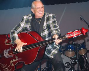 bill haley's comets marshall lytle on red king double bass