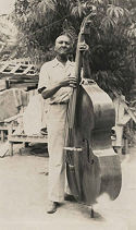 new orleans jazz bass player albert glenny