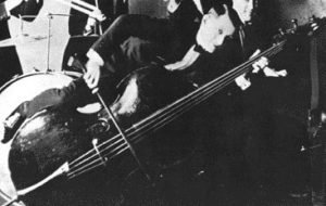 New Orleans Rhythm Kings bass player arnold loyacano on slap bass