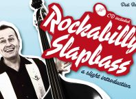 didi beck's rockabilly slap bass instructional book for double bass