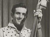 ricky nelson's slap bassist james kirkland