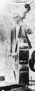 buddy bolden's bassist jimmy johnson
