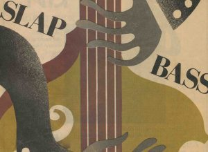 wavelength magazine article on slap bass in new orleans