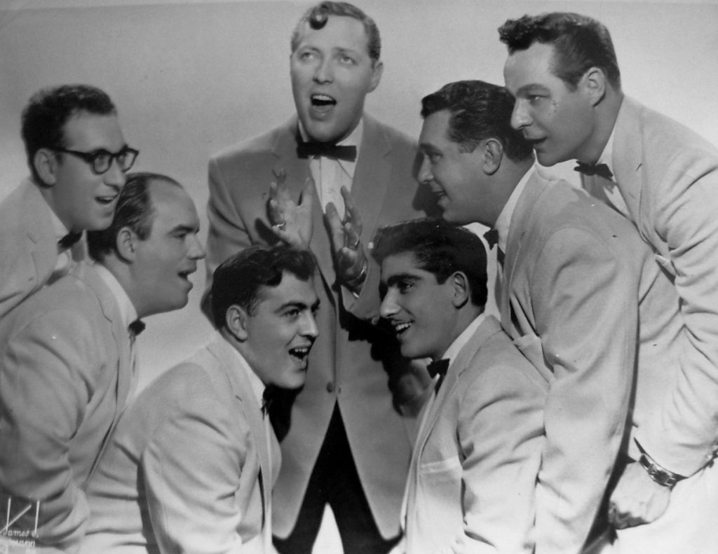 Al Rex with Bill Haley and his Comets